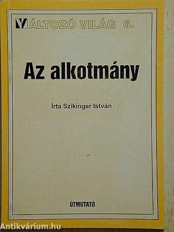 A kötet borítója