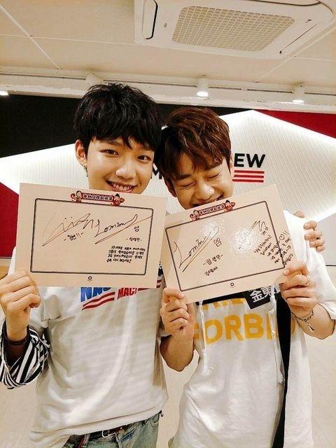 Youngmin & Donghyun MXM