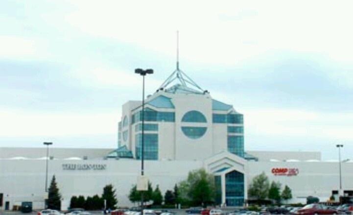 Carousel Mall 》now it's Destiny USA