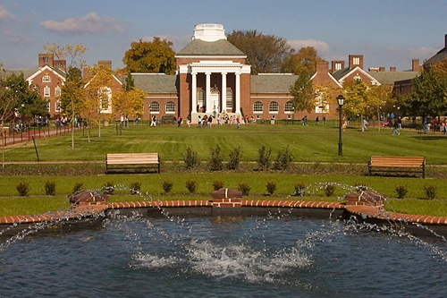 University of Delaware- most crazy and challenging 4 years of my life. Awesome.