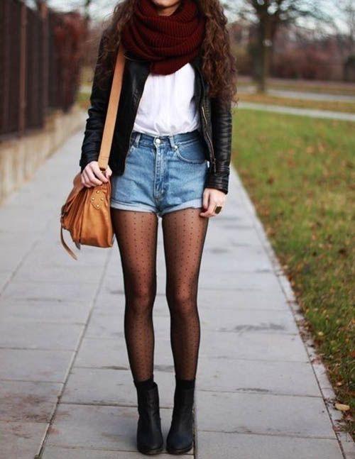 Cómo usar medias este invierno | ActitudFEM