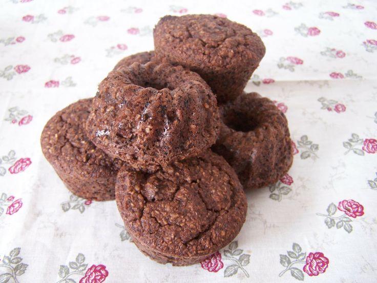 farkaselet: Lisztmentes diós muffin (paleo és nagyon finom)
