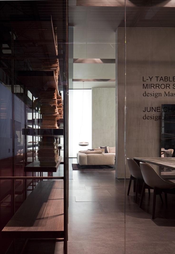 #Henge Collection 2012  Cage B- Brass - Design Massimo Castagna  www.henge07.com   #homedesign #interior #furniture #Shelves