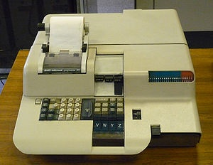 Olivetti P101, my very first computer