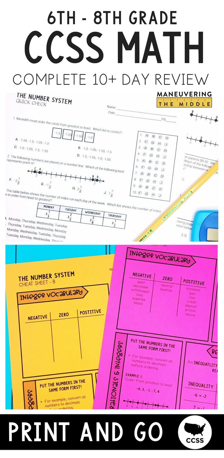 305 best School - Math images on Pinterest