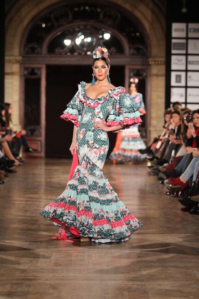 Wappíssima - We Love Flamenco 2016 - Manuela Macías -