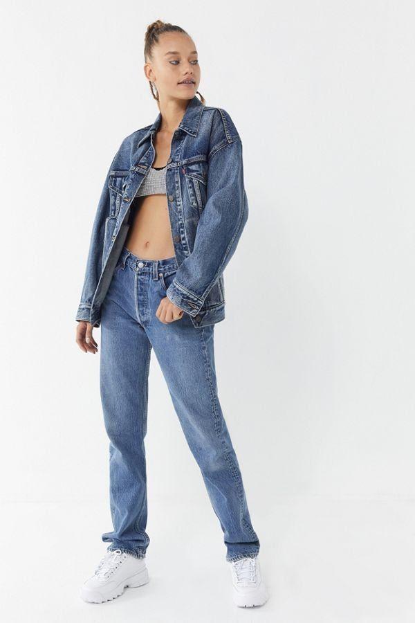 cc372541fc7 Vintage Levi's 501/505 Straight Leg Jean in 2019 | #UODenim ...