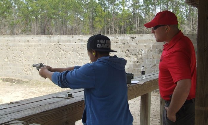 Southeast Defense Training - Southeast Defense Training: Concealed Carry and Basic Handgun Safety Course for One or Two at Southeast Defense Training (Up to 46% Off)