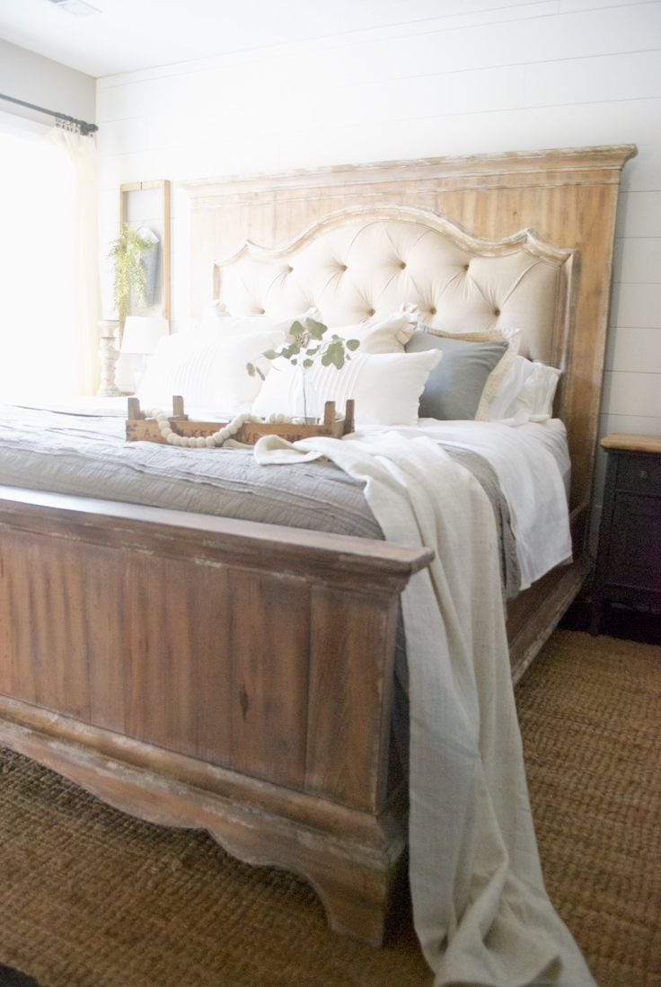 172 best images about headboards beds that are for French farmhouse bed