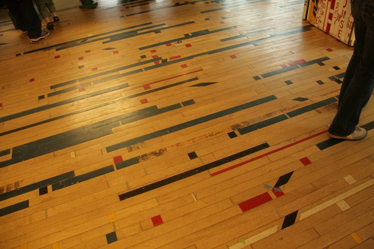Recycled Wood Gym Floor Inspiration Salvaged