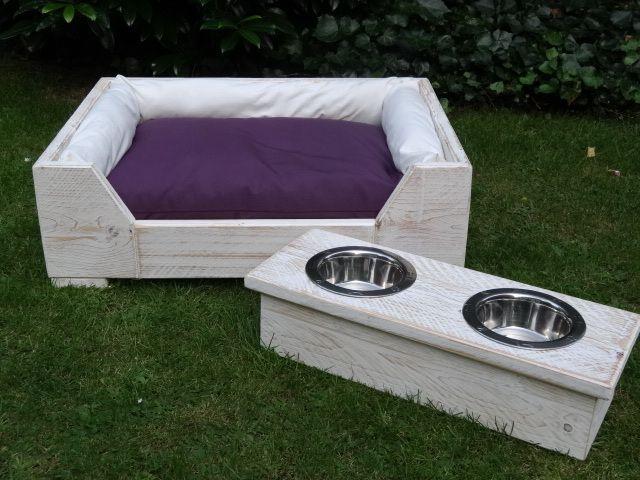 die 25 besten hundebett paletten ideen auf pinterest selbstgemachtes hundebett hundebetten. Black Bedroom Furniture Sets. Home Design Ideas