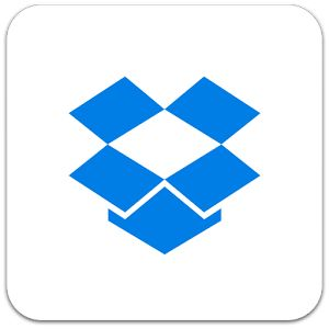 Dropbox For your cloud storage.