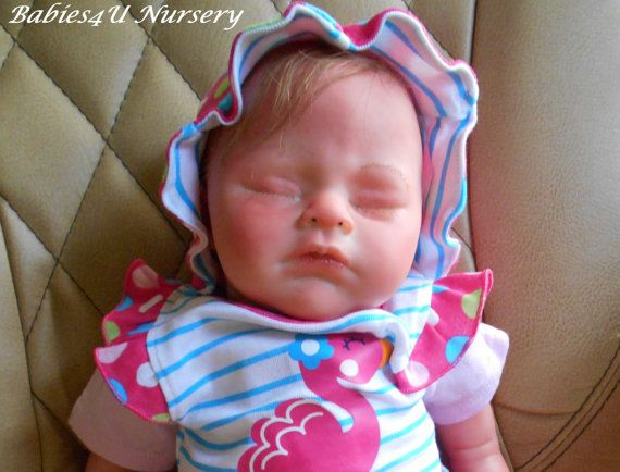 Hey, I found this really awesome Etsy listing at https://www.etsy.com/listing/469126901/reborn-baby-girl-fake-baby-micro-rooted