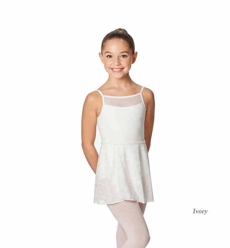リュリ Anya アーニャ ラップバレエスカート(子供)LUF486C  #子供レオタード #バレエ #リュリ #LulliDancewear #ballet #leotard #balletskirt