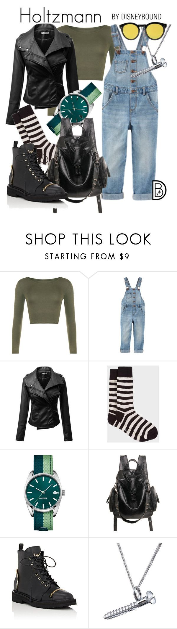 """""""Holtzmann"""" by leslieakay ❤ liked on Polyvore featuring WearAll, Paul Smith, Lacoste, Giuseppe Zanotti, Edge Only, Illesteva and ghostbusters"""