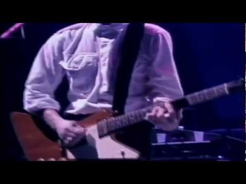 A Sort Of Homecoming - U2  I miss this. The raw and vulnerable U2.