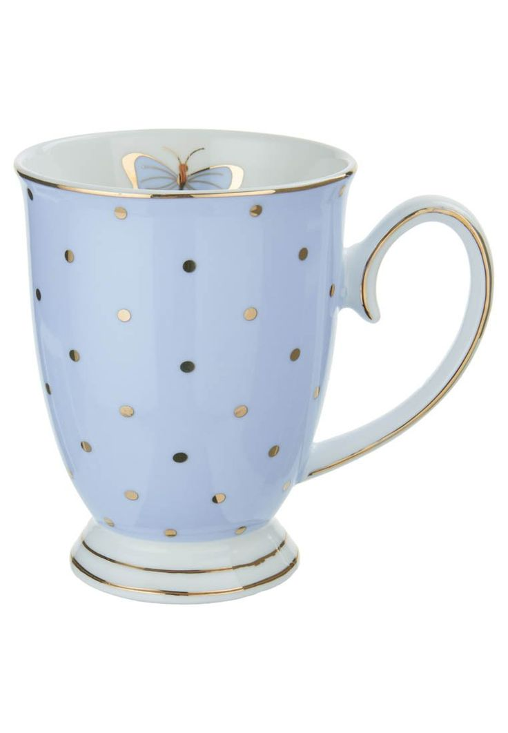 Color Azul Pastel - Pastels Blue!!! Bombay Duck - MISS DARCY mug