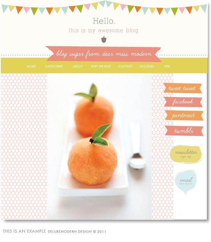 18 best Blogger Themes images on Pinterest | Blogger themes, Blog ...