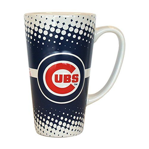 MLB Licensed Chicago Cubs Sculpted Logo Latte Cup Mug  //Price: $ & FREE Shipping //     #sports #sport #active #fit #football #soccer #basketball #ball #gametime   #fun #game #games #crowd #fans #play #playing #player #field #green #grass #score   #goal #action #kick #throw #pass #win #winning