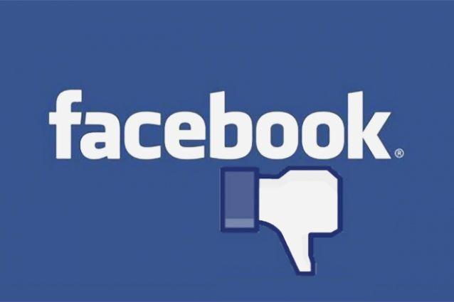 """Facebook potrebbe finalmente aggiungere il tasto """"non mi piace"""""""