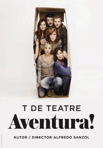 """El viernes 23 de agosto a las 22:30 el Teatro Palacio Valdés acogerá la representación de la obra """"Aventura!""""."""