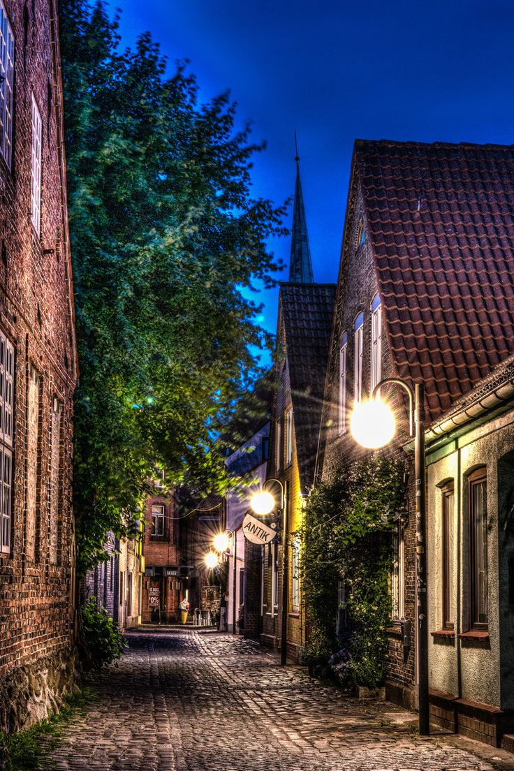 Eckernförde #Germany #Old Town by Sören Henning on 500px