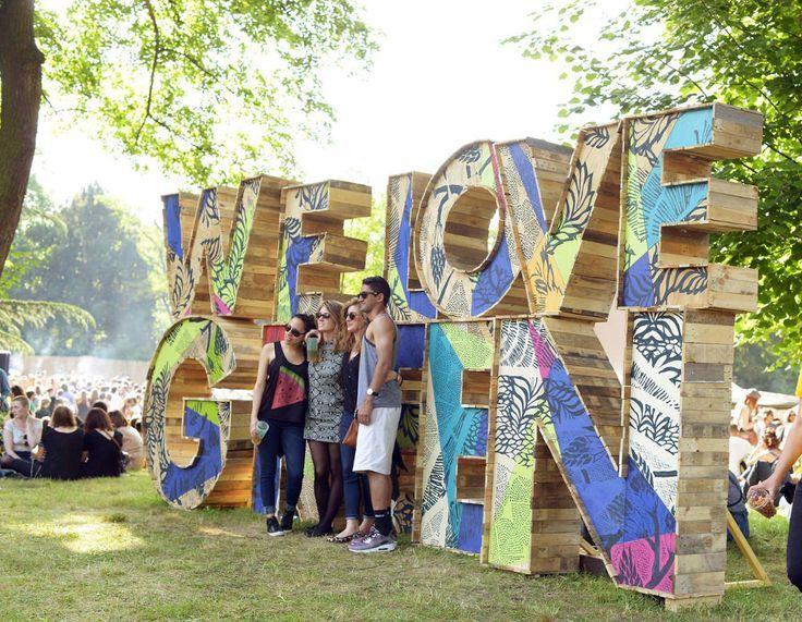 Appel à Projets :  workshop Festival We Love Green