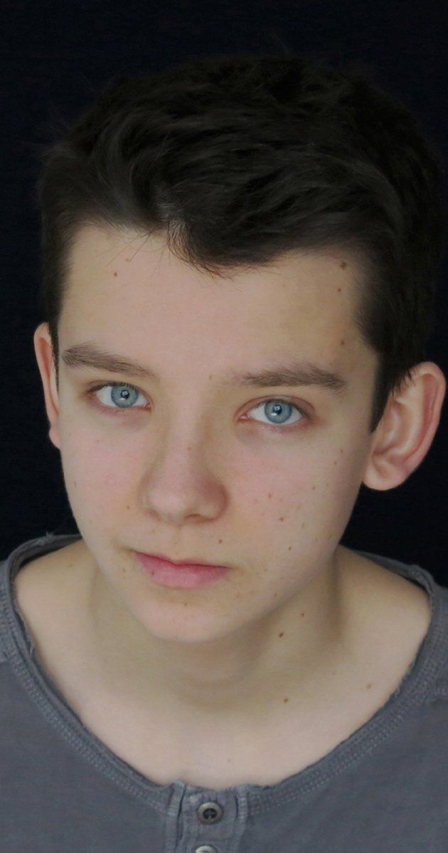 Asa Butterfield. I showed my grandma pictures of him last night and she was VERY pleased!
