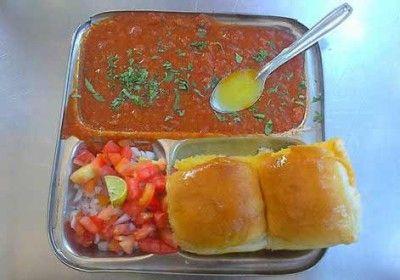 PavBhajee- A Famous Street Food Of Mumbai