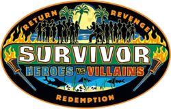 Season #20 - Survivor: Heroes vs. Villains. Winner: Sandra Diaz-Twine