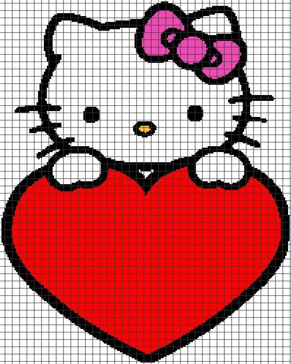 Hello Kitty Graphgan