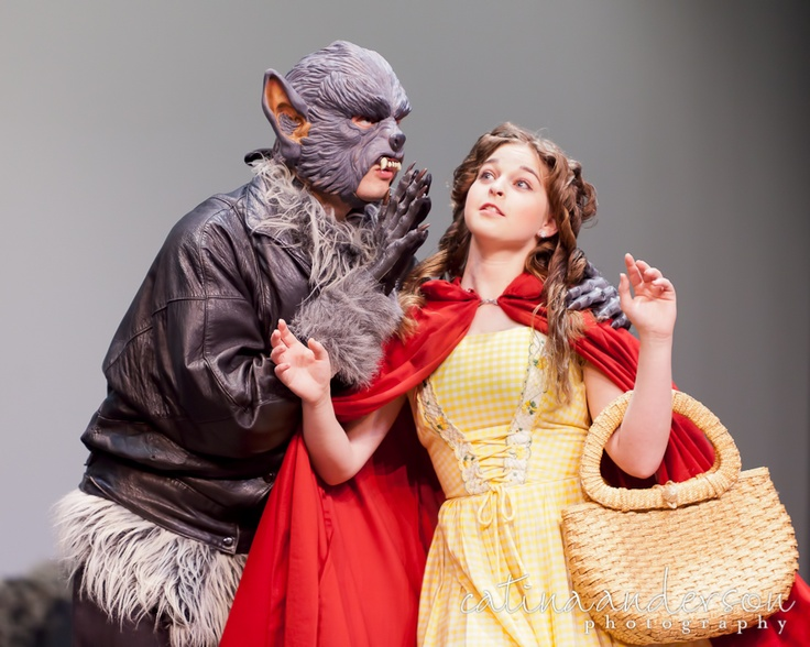 "From ""Into the Woods"" performed by a local high school theatre group in Purcellville, VA"