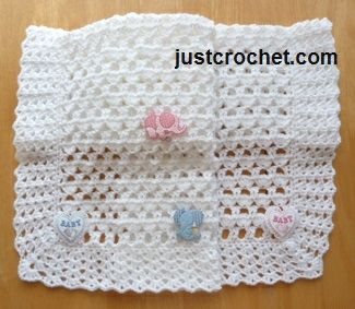 Free Crochet Patterns For Baby Pram Blankets : 10 Best images about Crochet Baby Shawls & Blankets on ...