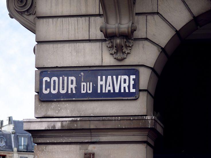 Cour du Havre