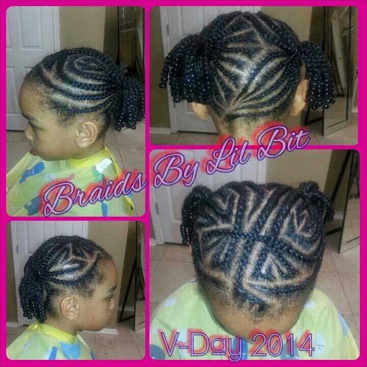 021914 Cornrows Pinterest Cornrows Kid Hairstyles