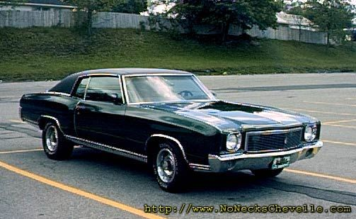 Favorite classic muscle car?