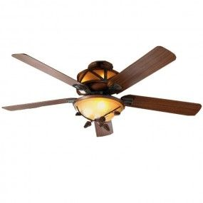32 Best Rustic Ceiling Fans With Lights Images On