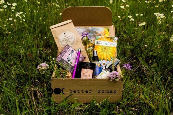 A care package for women's wellness, spirit + daily practice.