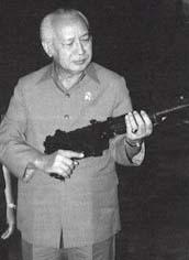 testing gun