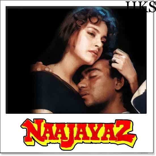 http://hindikaraokesongs.com/kya-tum-mujhse-pyar-karte-ho-naajayaz.html  Name of Song - Kya Tum Mujhse Pyar Karte Ho Album/Movie Name - Naajayaz Name Of Singer(s) - Kumar Sanu, Alka Yagnik Released in Year - 1995 Music Director of Movie - Anu Malik Movie Cast - Naseer...