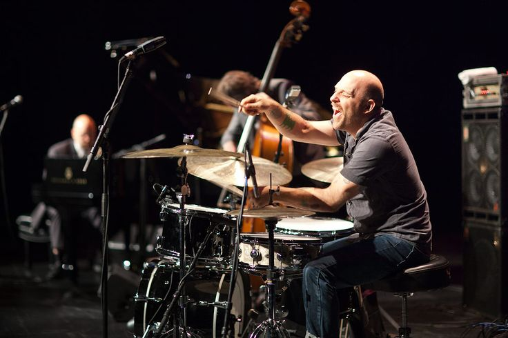The Bad Plus at the Bellevue Jazz Festival | SEATTLE PHOTOGRAPHERS ...