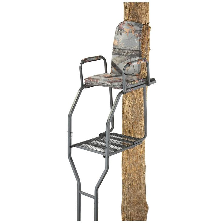 Guide Gear® 18 foot Brush Ladder Tree Stand