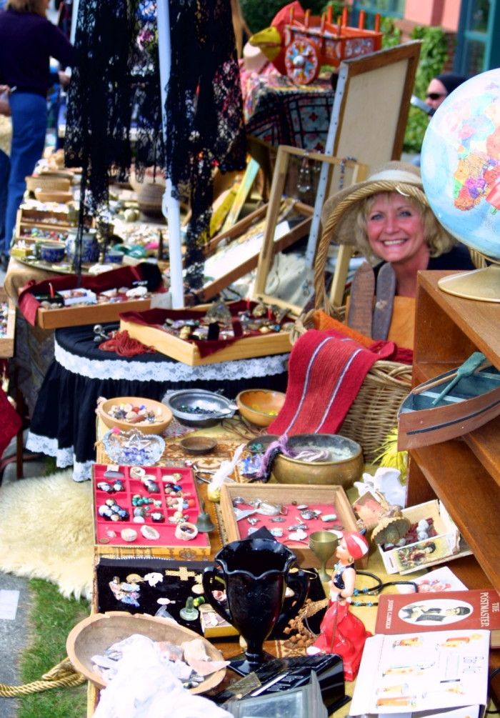 10 must visit flea markets in Washington
