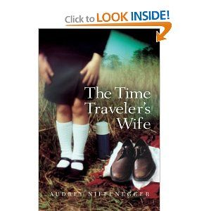 The Time Traveler's Wife.  Captivating story.
