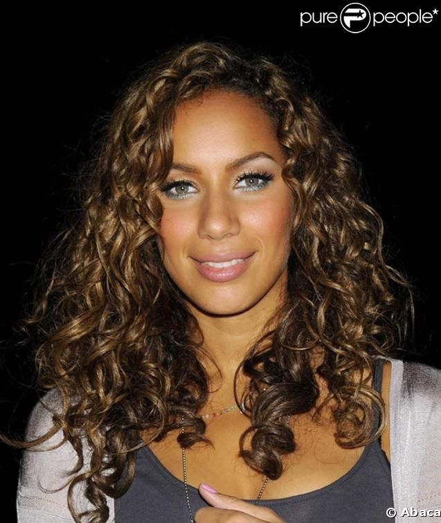 Leona Lewis - love her hair