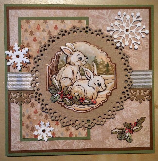 konijntjes - Yvonne Creations