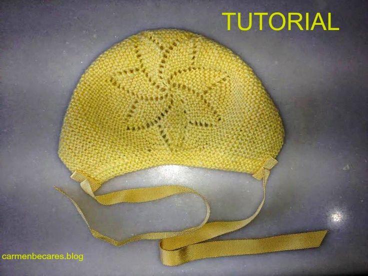 Si te gusta esta capotita, no lo dudes y ponte manos a la obra! Es muy fácil y el resultado es ideal. Solo necesitas saber tejer punto...