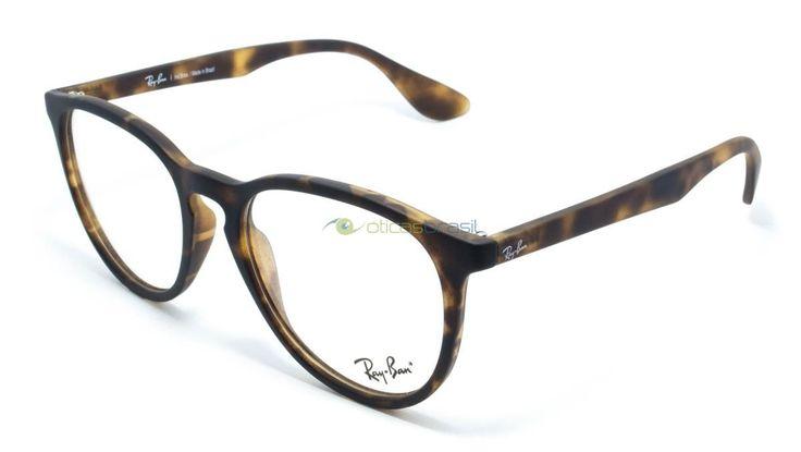 Armação De Oculos De Grau Ray Ban Mercado Livre   Cepar 0cdf18e49b