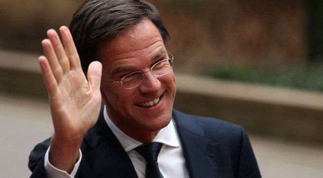Amsterdam: The Netherlands' center-right Prime Minister Mark Rutte roundly saw off a challenge by the anti-Islam, anti-EU Geert Wilders in an election on Wednesday, exit polls said, a huge relief to other EU governments facing a wave of nationalism. Rutte's VVD Party was projected to...