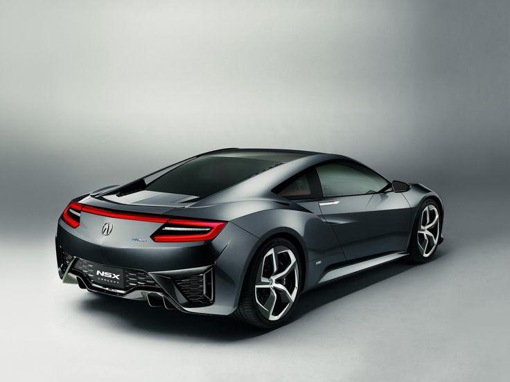 2013 Acura NSX oncept